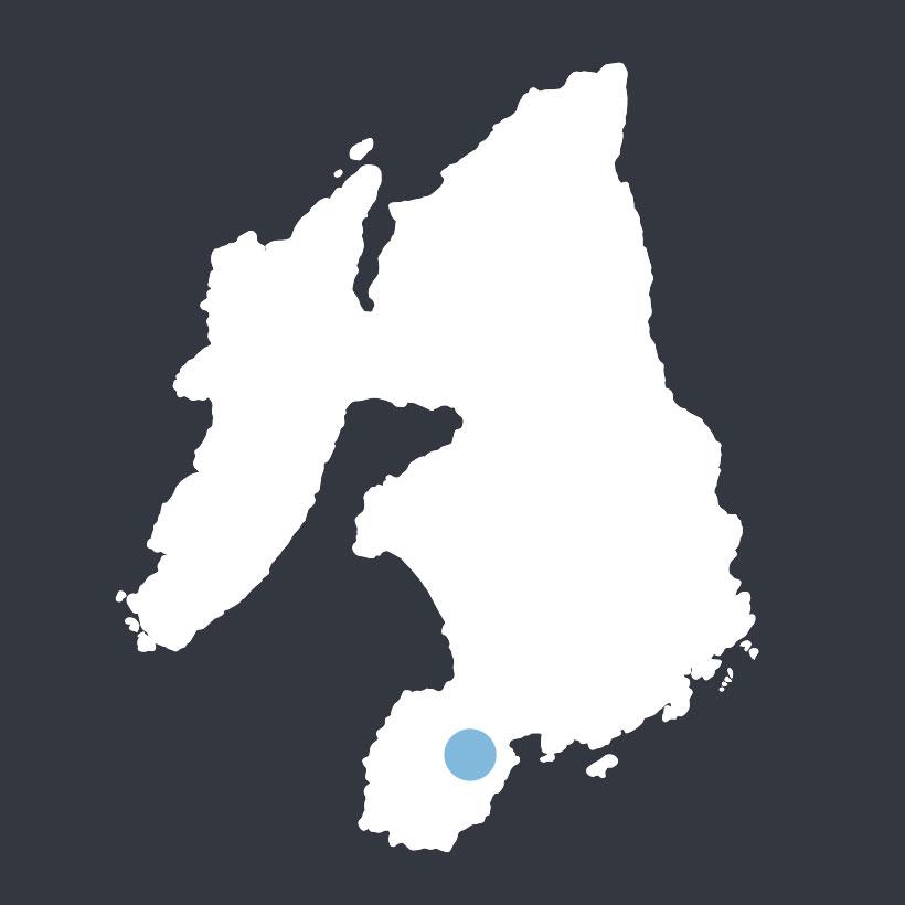 Cragabus map