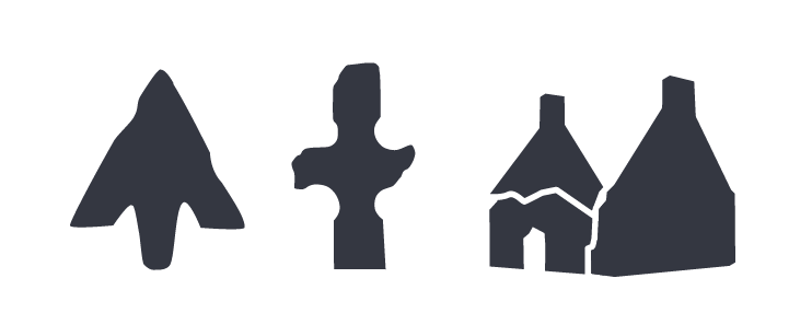 Islay Heritage icons