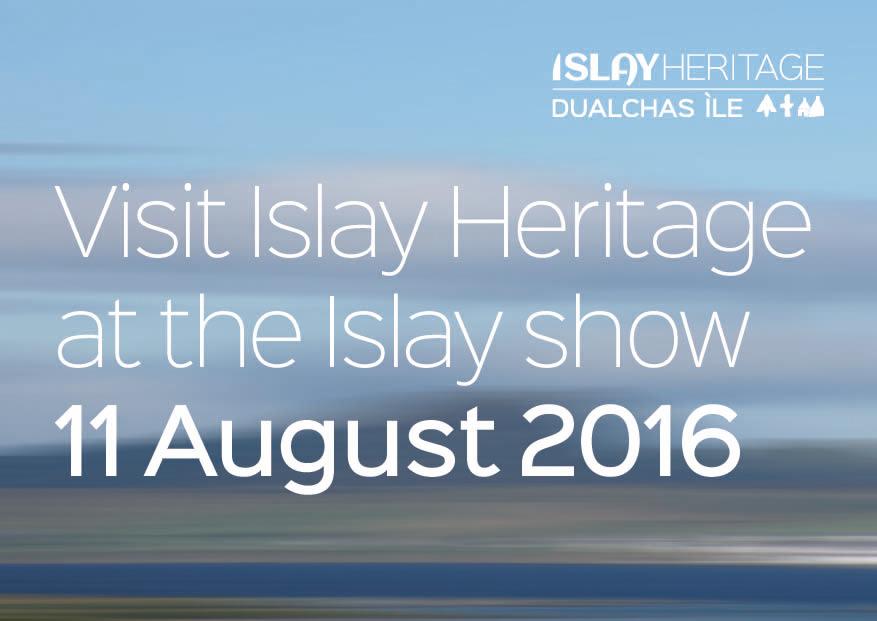 Islay Heritage at the Islay Show