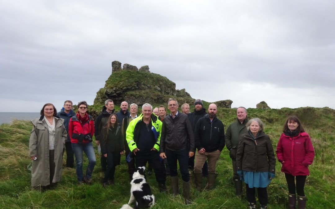 Planning the Dunyvaig Project