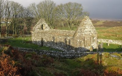 Visit Kildalton Chapel in the 13th century