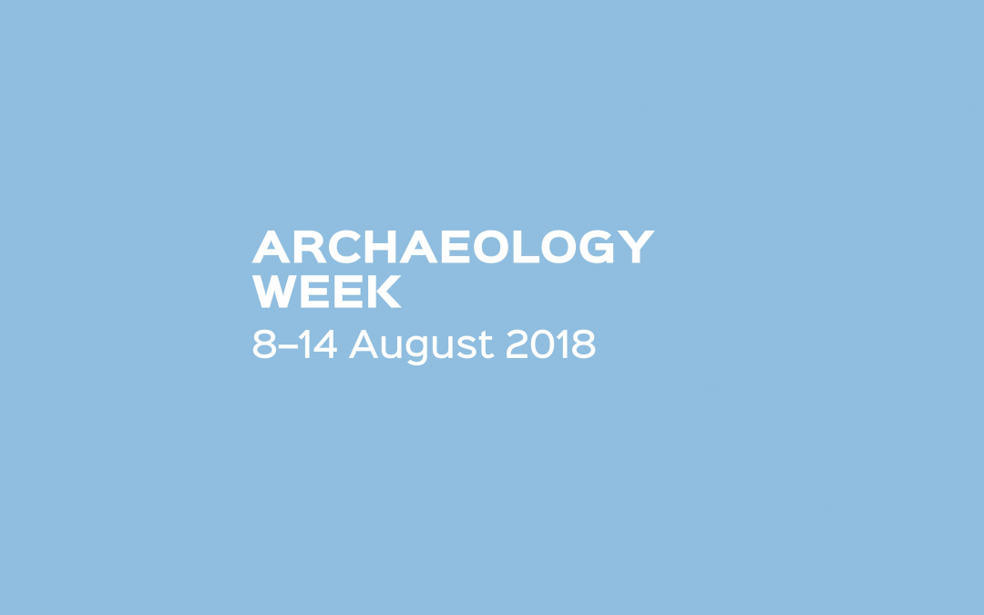 Islay Archaeology Week – 8-14 August 2018