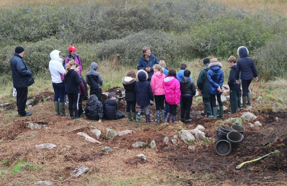 Loch nan Daela School Visit