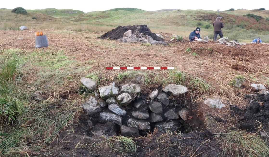 Loch nan Daela Southern Perimeter