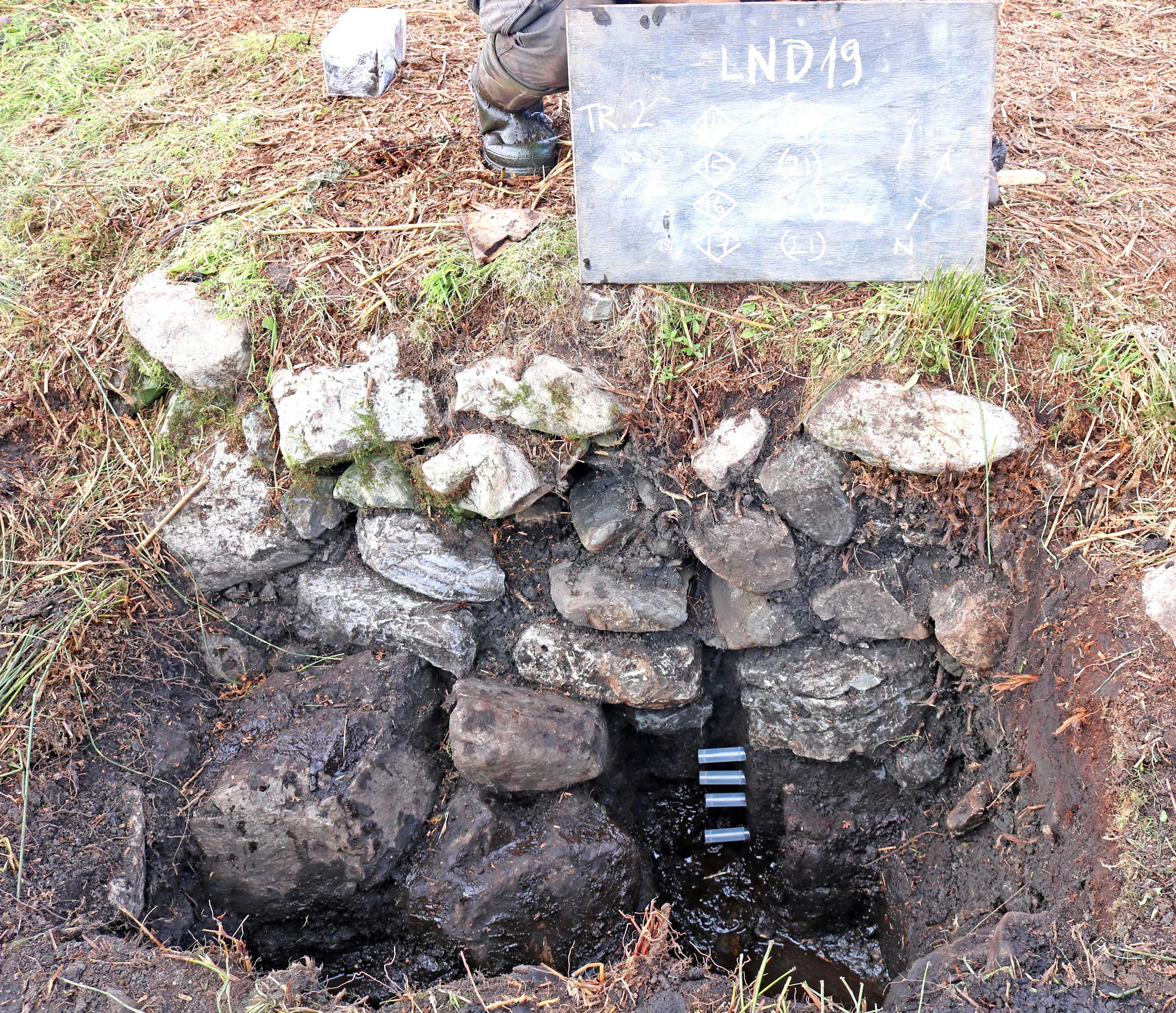 Loch nan Daela Trench 2
