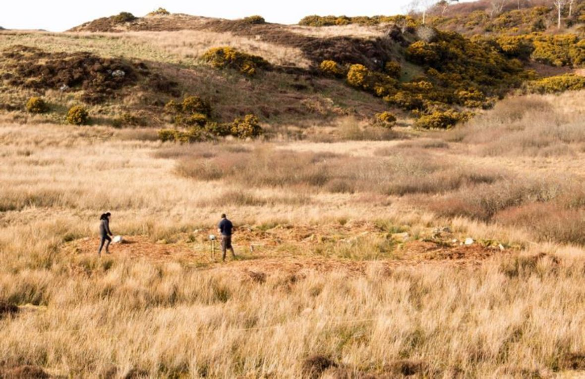 Loch nan Daela South View