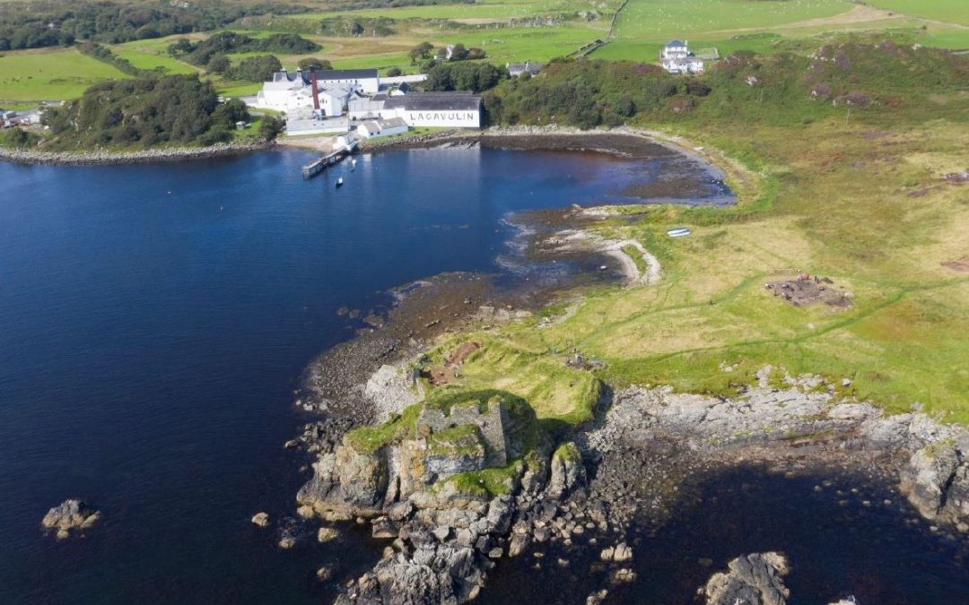Report of the Dunyvaig Excavations in 2019
